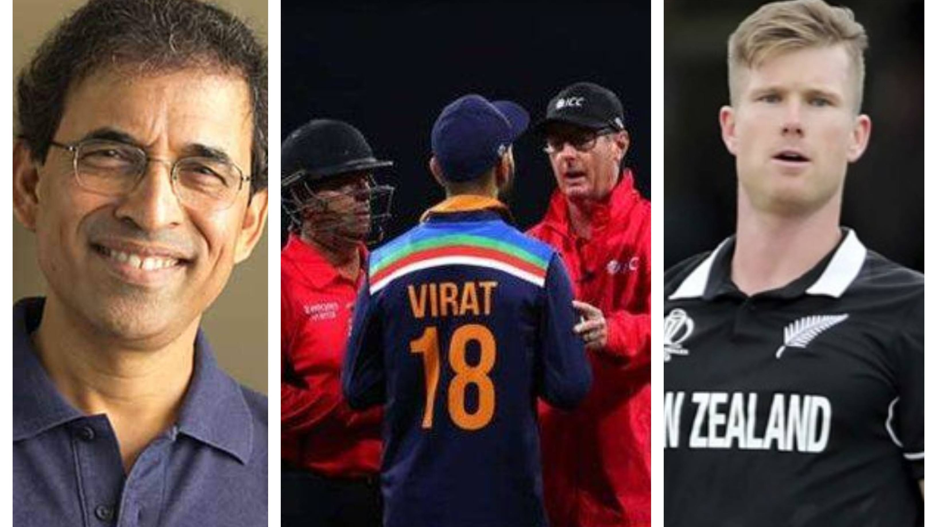 AUS v IND 2020-21: Cricket fraternity reacts as India's DRS call against Matthew Wade denied by 3rd umpire