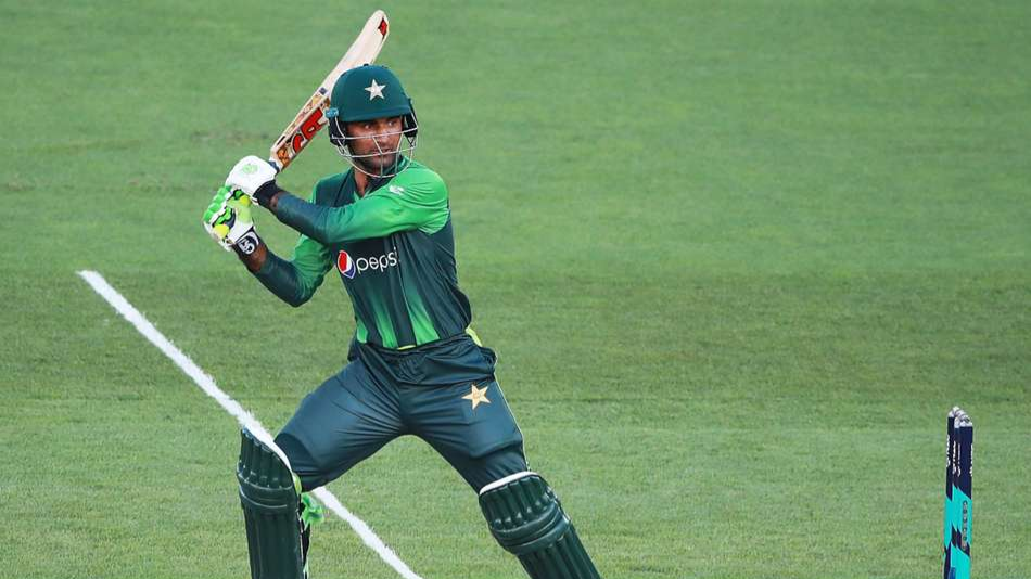 Fakhar Zaman thanks Sarfraz Ahmed for his improved batting performance against Zimbabwe