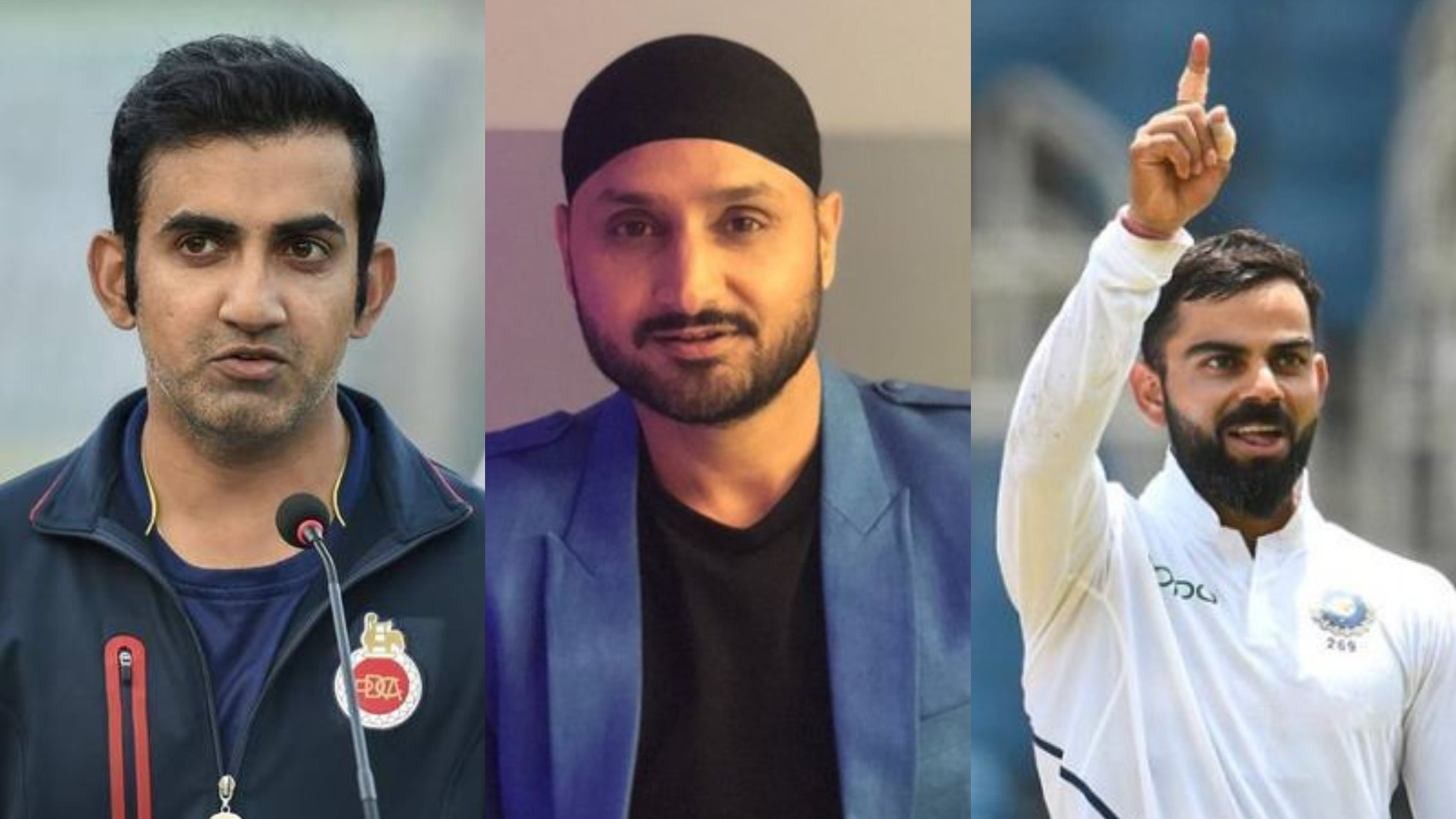 Indian cricketers wish Harbhajan Singh a very happy birthday as he turns 40