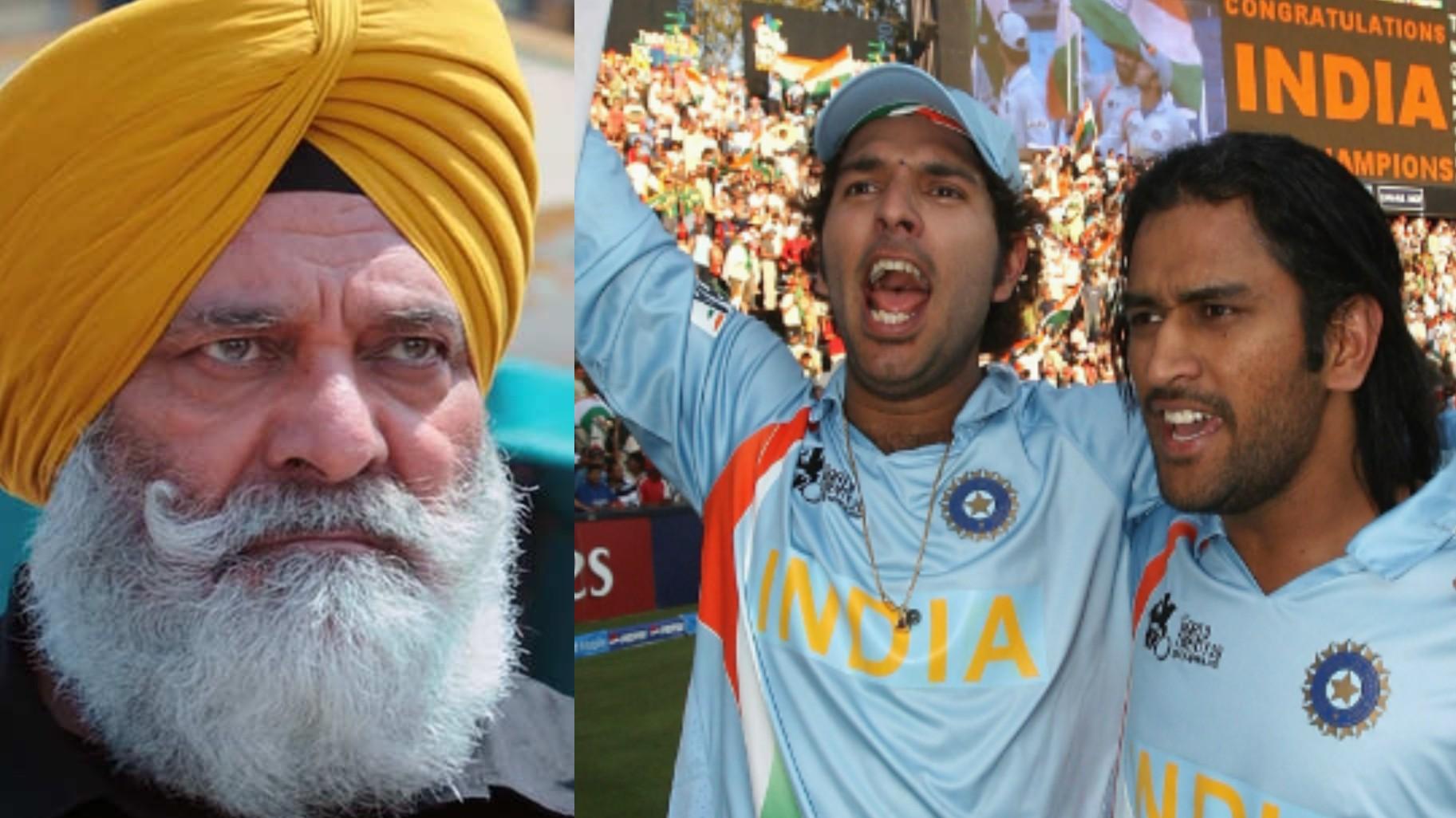 """""""Destiny made Dhoni captain; Yuvraj was supposed to lead India,"""" says Yograj Singh"""