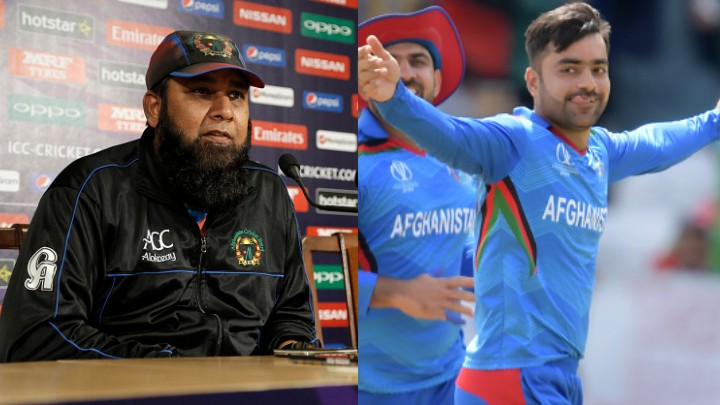 Rashid Khan reveals how Inzamam-ul-Haq was against labeling him a 'T20 specialist' only