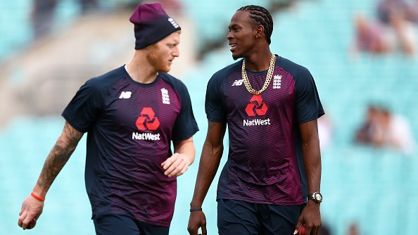 NZ v ENG 2019: Racial abuse directed at Jofra Archer not reflective of wider NZ culture, says Ben Stokes