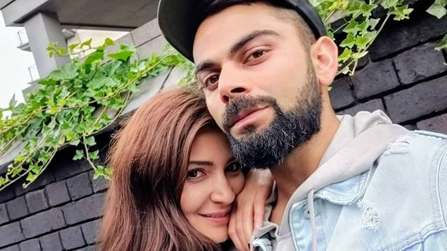We are from very similar backgrounds, says Virat Kohli on Anushka Sharma