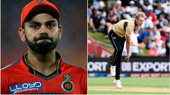 NZ v AUS 2021: Kyle Jamieson leaks 56 runs in four overs; Twitterati troll RCB
