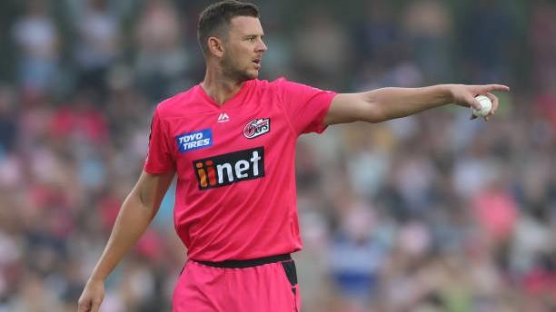 BBL 09: Josh Hazlewood hopeful of making it to the T20 World Cup