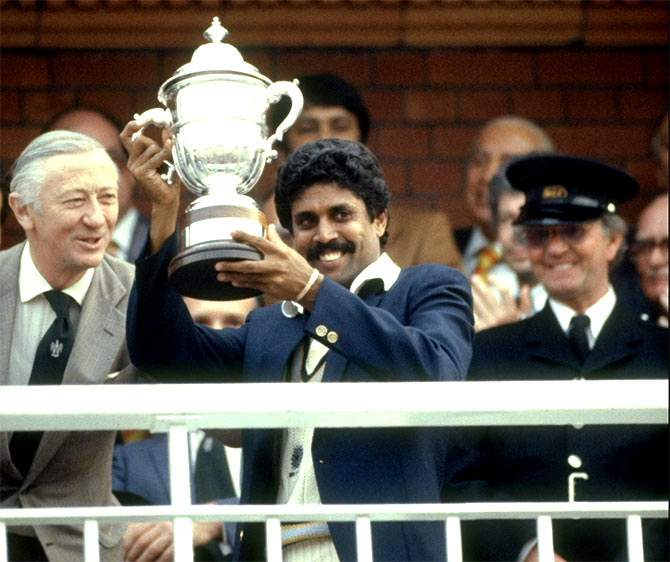 Biggest achievement of Kapil Dev will remain the 1983 World Cup win