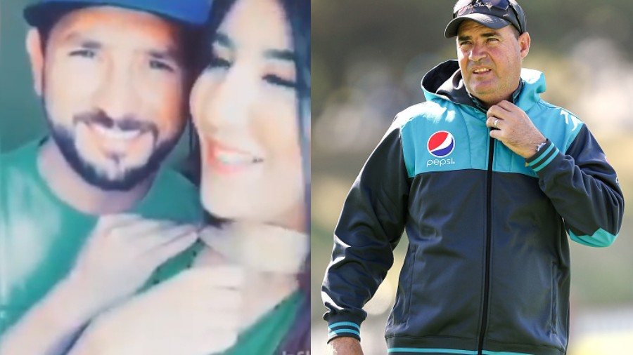 WATCH: Pakistan head coach Mickey Arthur says Yasir Shah is embarrassed after his Tik Tok video goes viral