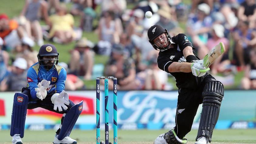NZ v SL 2018-19 : First ODI - Statistical Highlights
