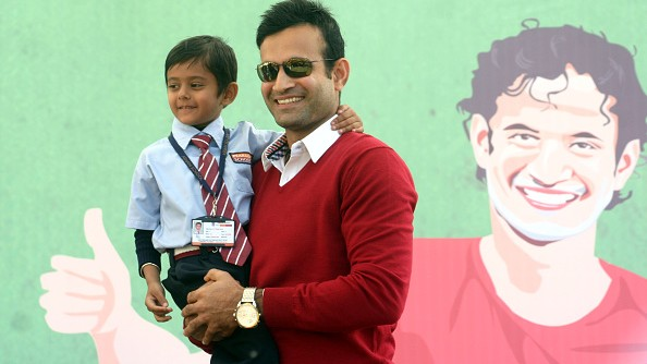 Irfan Pathan tells youngsters not to go after race of followers on social media