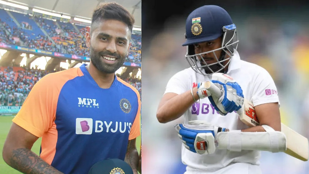 ENG v IND 2021: BCCI adds Suryakumar Yadav and Prithvi Shaw as injury replacements to India Test squad