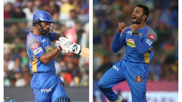 IPL 2018: Match 53, RR v RCB – Rahul Tripathi's 80 and Shreyas Gopal's 4/16 eliminates RCB from IPL 11