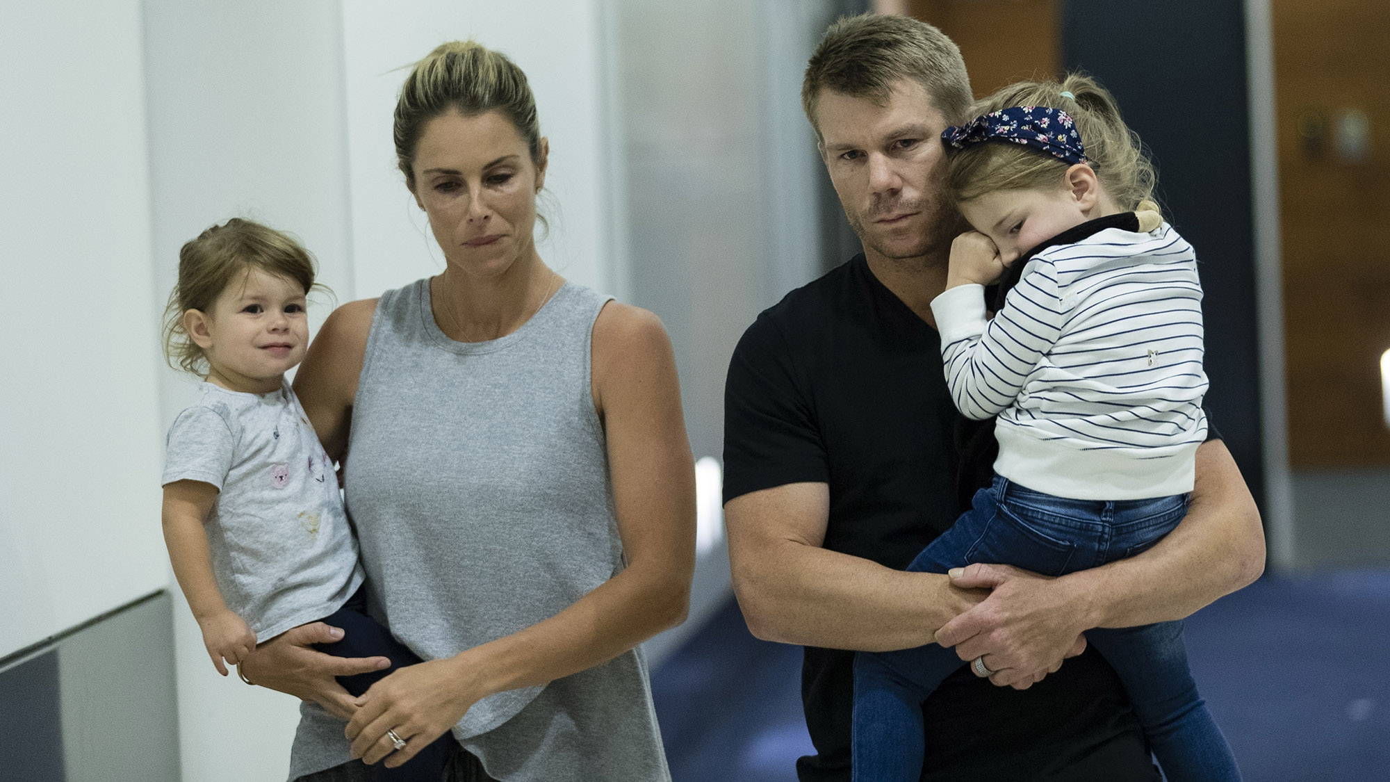 SA v AUS 2018: David Warner is not in a great headspace currently, says wife Candice