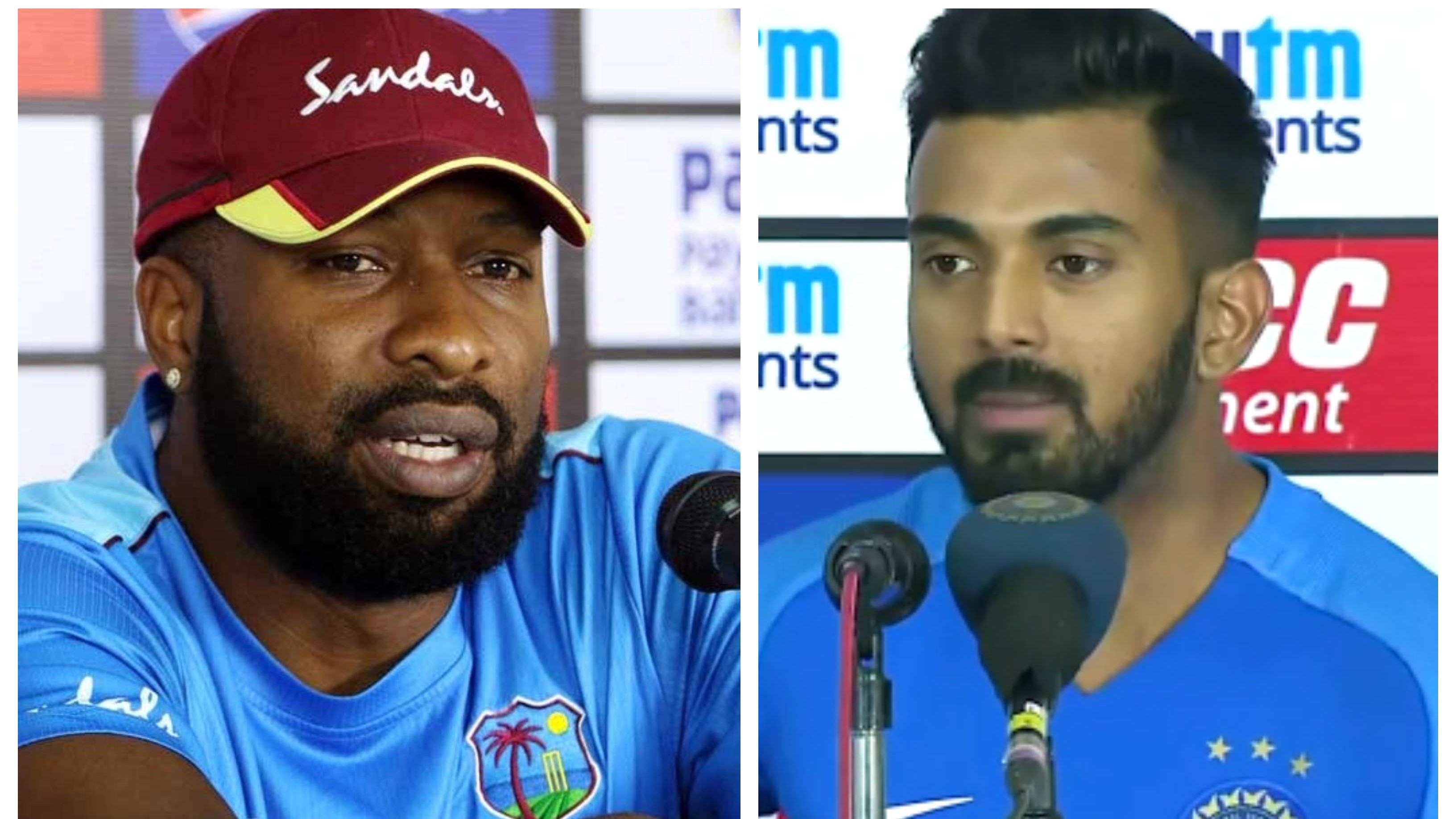 IND v WI 2019: KL Rahul, Kieron Pollard share their thoughts on TV umpires calling no-balls
