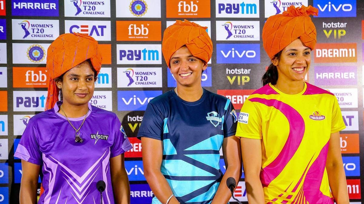 Indian players asked to assemble on 13 October for Women's T20 challenge