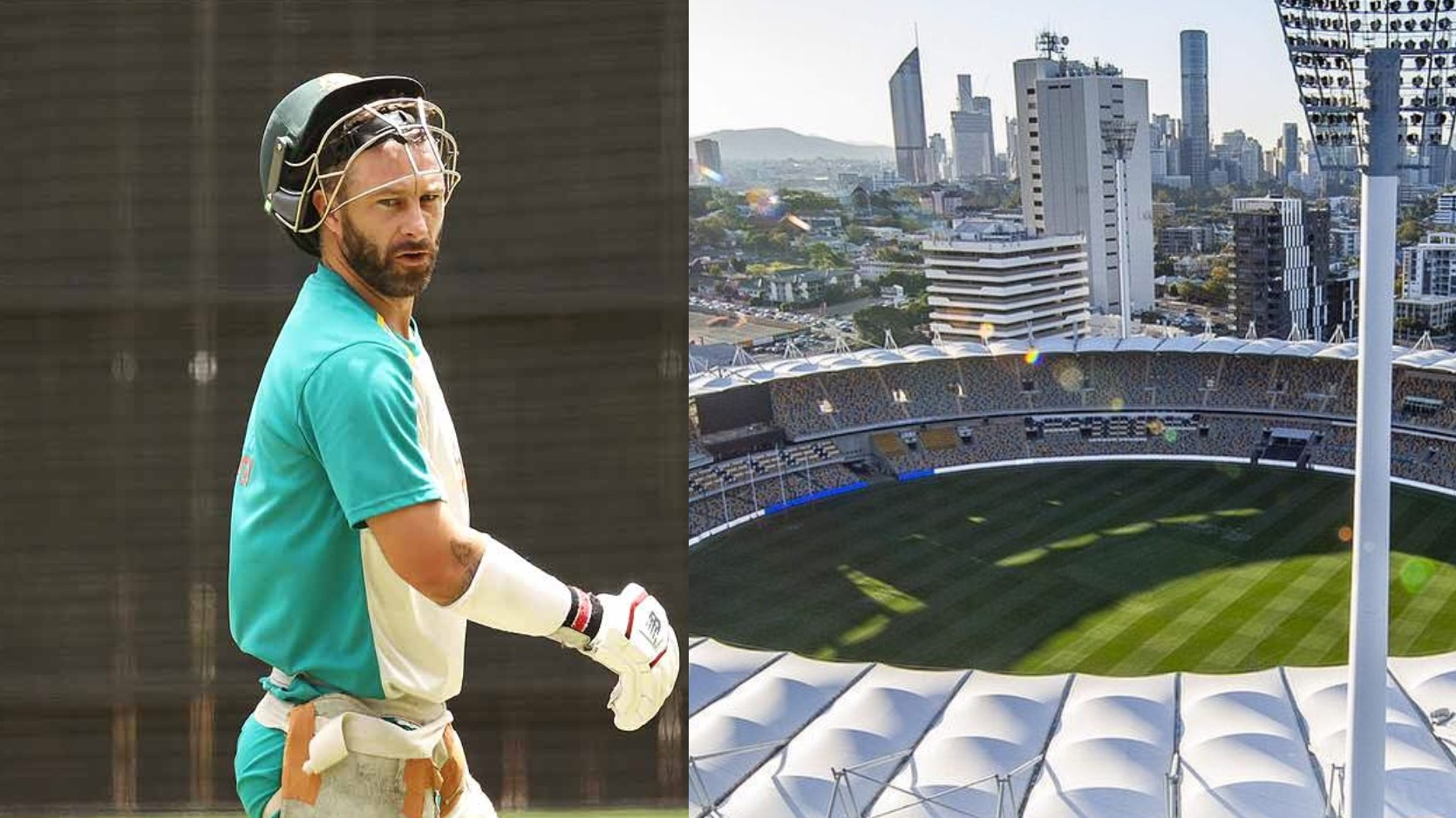 """AUS v IND 2020-21: """"We fully expect to play the final Test in Brisbane,"""" says Matthew Wade"""