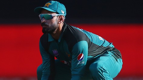 CWC 2019: Mohammad Hafeez's surgery for fractured thumb puts his WC selection in doubt