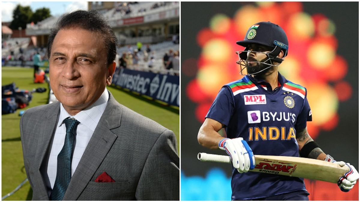 AUS v IND 2020-21: Gavaskar lauds Kohli for breaking Tendulkar's record of fastest to 12,000 ODI runs