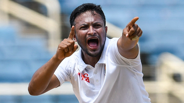 BAN v WI 2018: Shakib-Al-Hasan returns to lead Bangladesh in Test series against West Indies