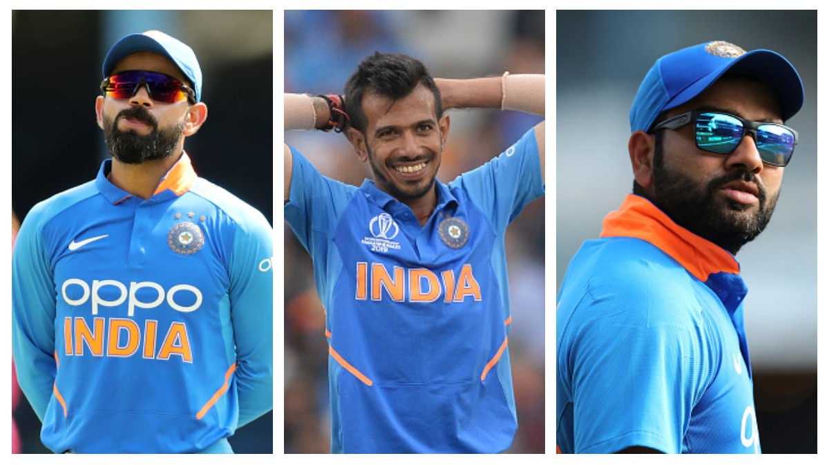 Yuzvendra Chahal compares the captaincy styles of Virat Kohli and Rohit Sharma