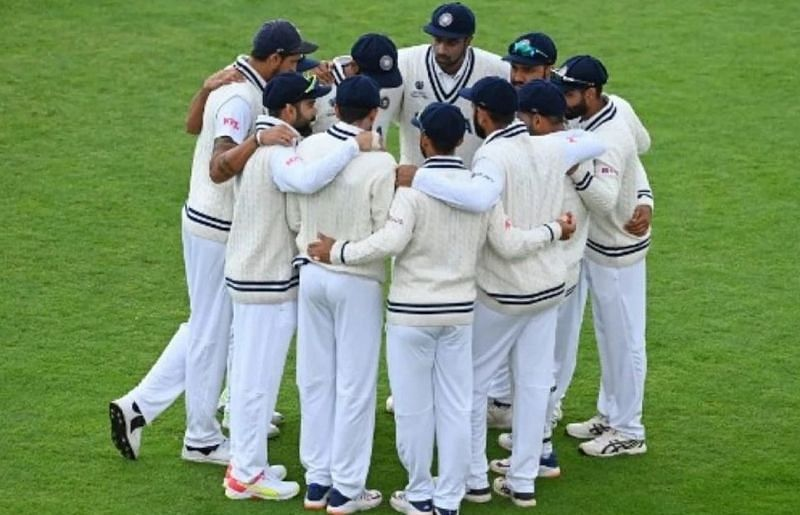 Team India last played in the WTC Final from June 18-22   Virat Kohli Twitter