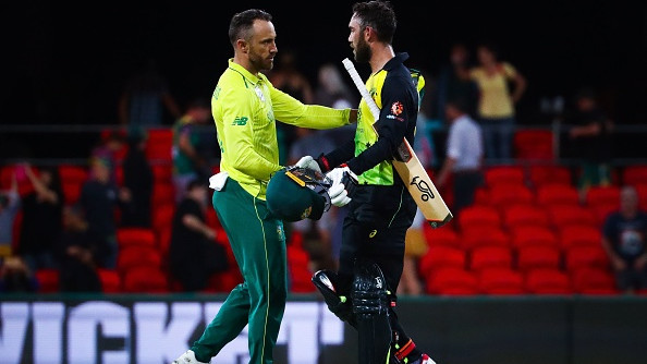 AUS v SA 2018: Glenn Maxwell rues 'lack of momentum' after losing the rain-curtailed T20I