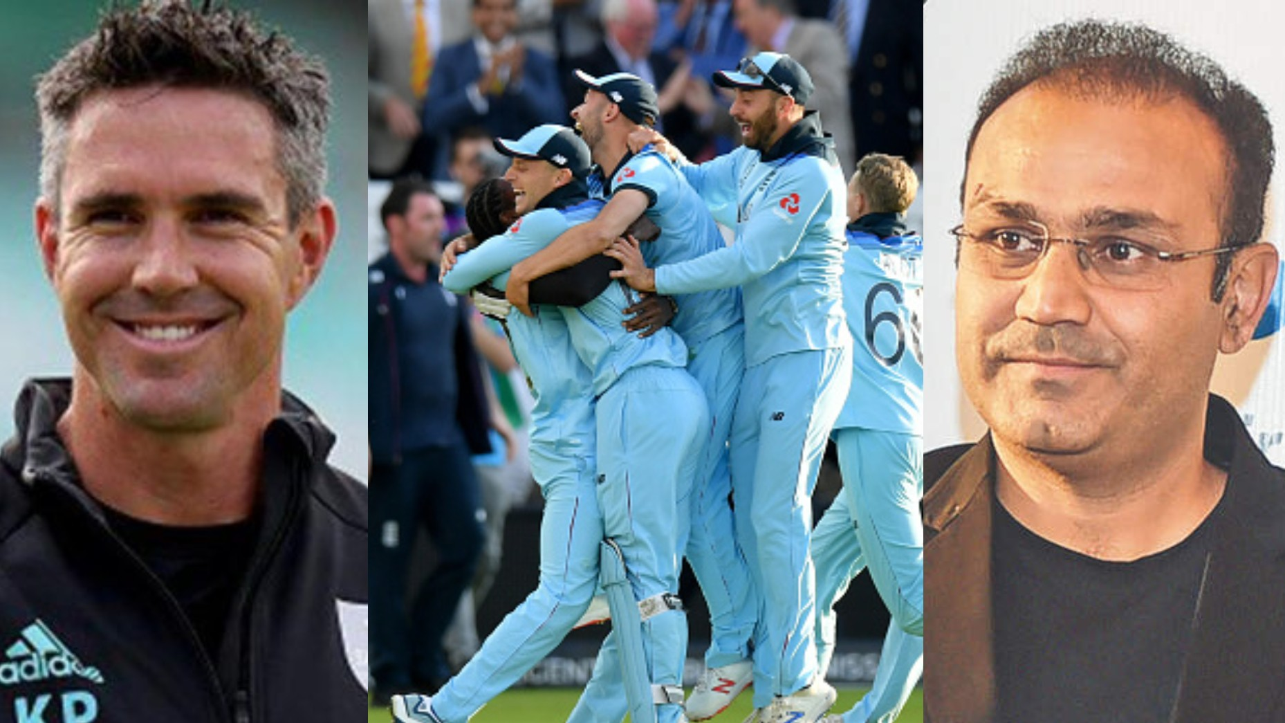 CWC 2019: FINAL – Cricket Fraternity celebrates as England becomes World Champions by beating New Zealand in a heart-stopping thriller
