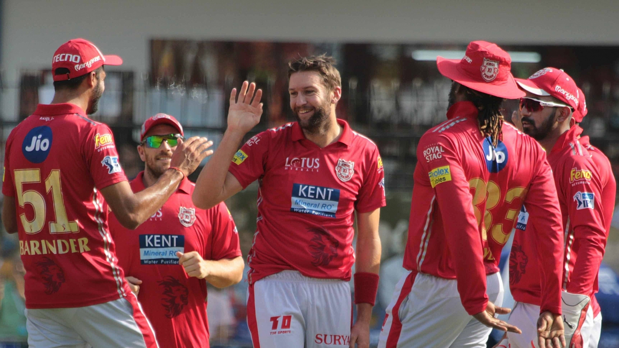 IPL 2018: Kings XI Punjab needs their matchwinners to step-up, says Andrew Tye