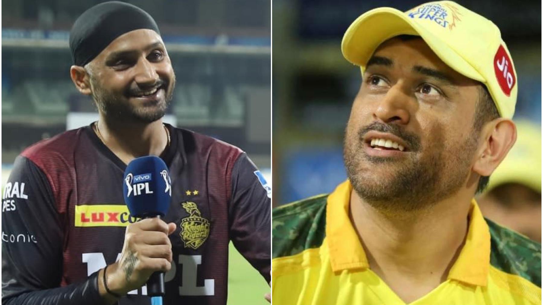 IPL 2021: Could be Dhoni's last IPL season; he'll completely focus on winning the title- Harbhajan Singh