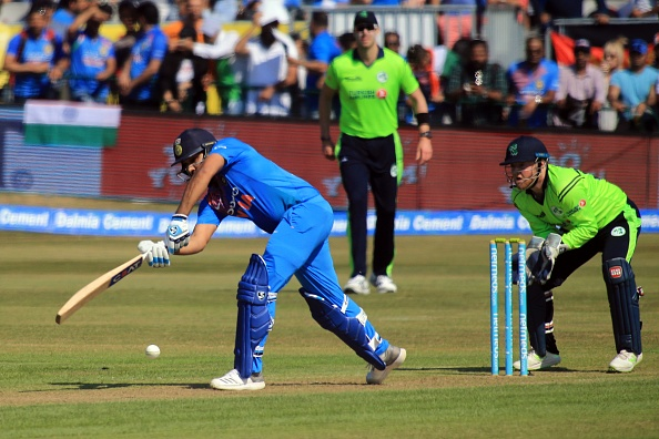 Rohit Sharma struck 97 | Getty Images