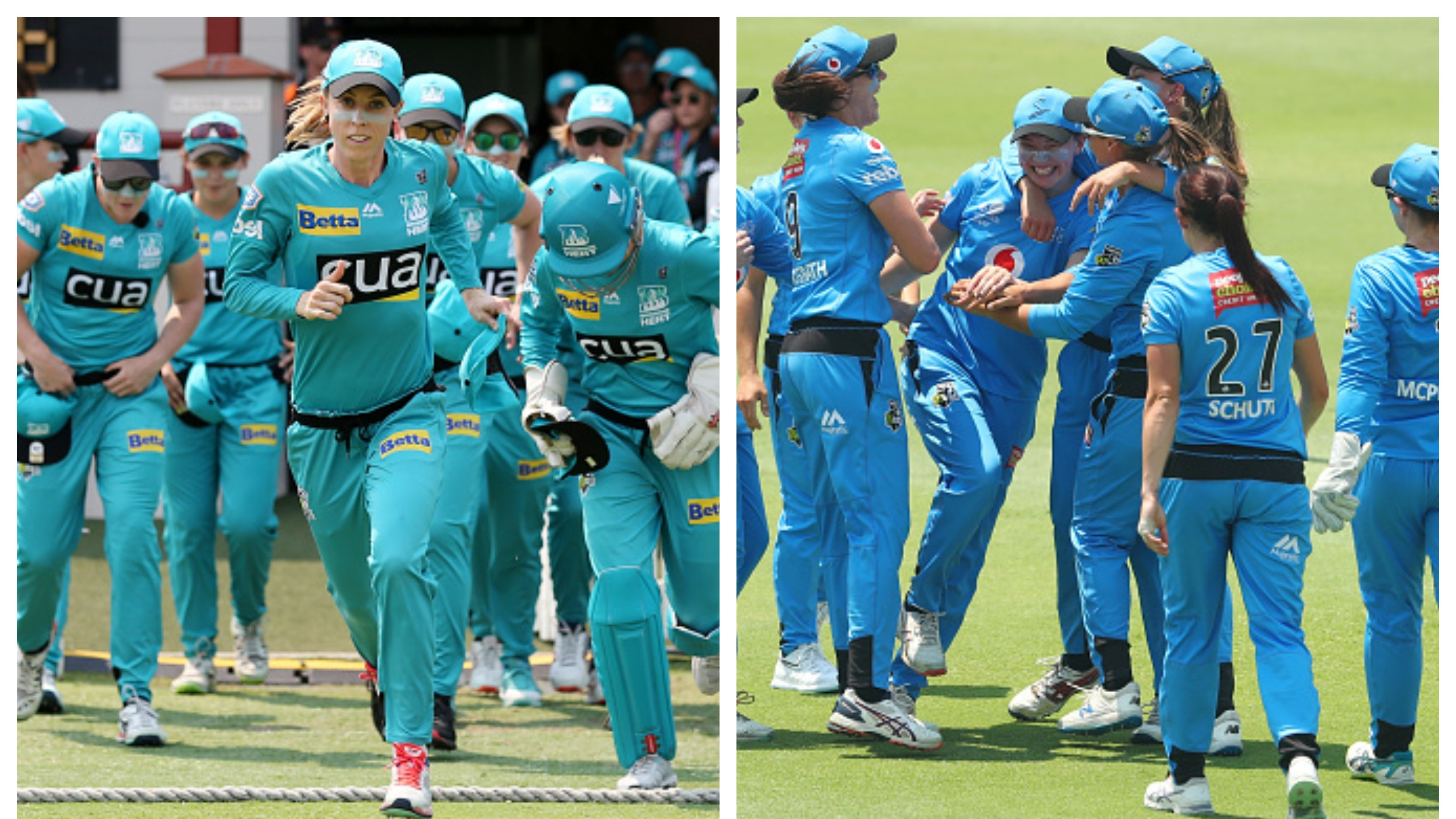 WBBL 2019: Strikers, Heat reach Women's Big Bash League final after big wins in the semis