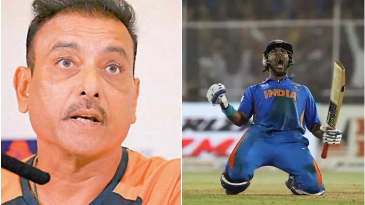 Ravi Shastri calls Yuvraj Singh 'legend' of World Cup in a Twitter interaction