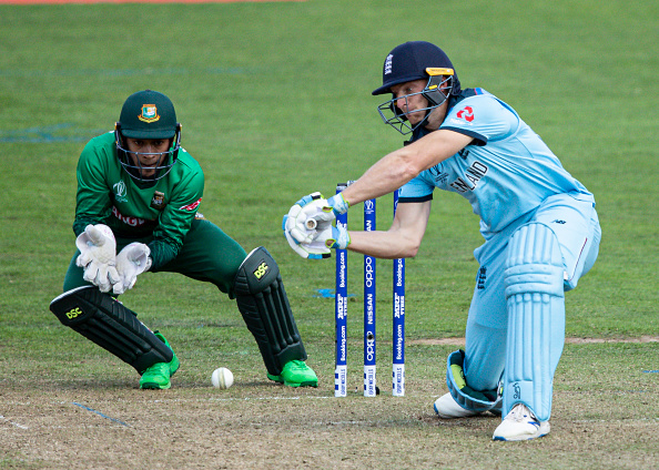 Jos Buttler playing against Bangladesh | Getty Images
