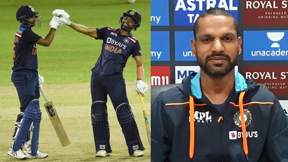 SL v IND 2021: Shikhar Dhawan praises Deepak Chahar, Bhuvneshwar Kumar after 2nd ODI win