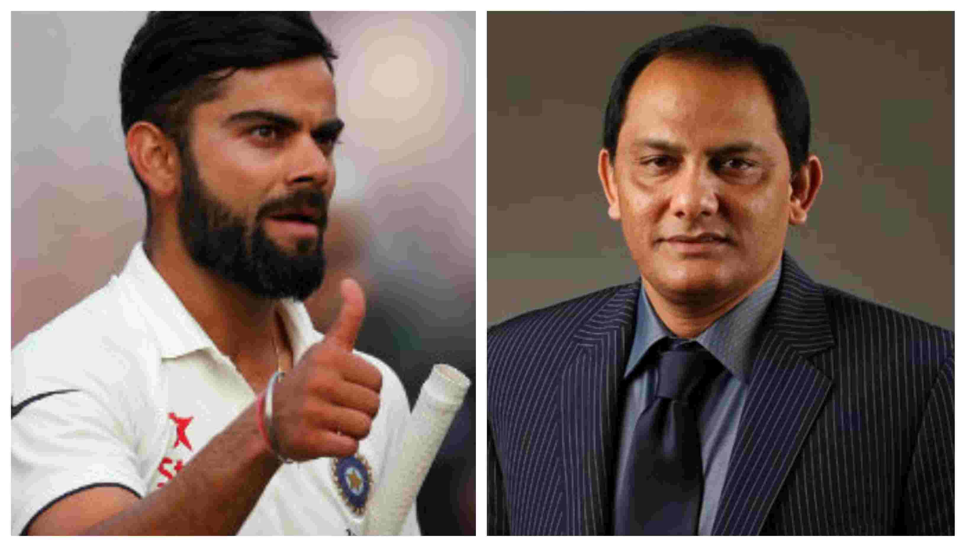 ENG v IND 2018: Mohammad Azharuddin predicts Virat Kohli's success in England Test series