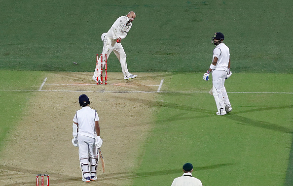 The run-out shifted the momentum back towards Australia | Getty