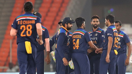 SL v IND 2021: COC Predicted Team India Playing XI for T20I series against Sri Lanka
