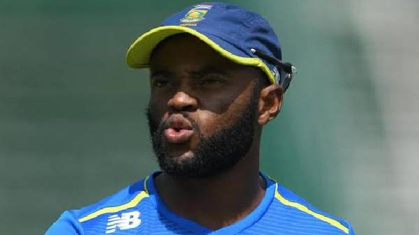 IRE v SA 2021: Temba Bavuma reprimanded by ICC for using obscenities after dismissal in 1st T20I