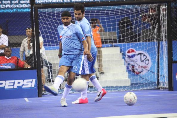 Harbhajan Singh and Virat Kohli | GETTY