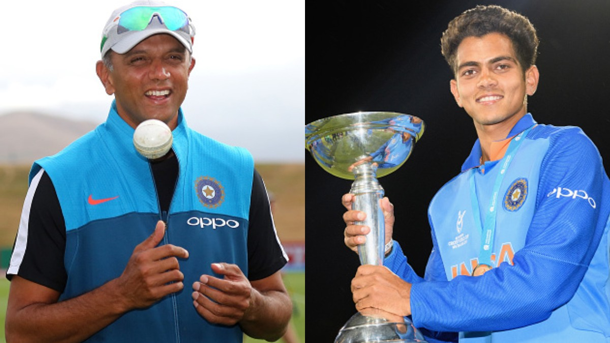 Kamlesh Nagarkoti reveals how Rahul Dravid gave Pat Cummins' example to help him gain confidence