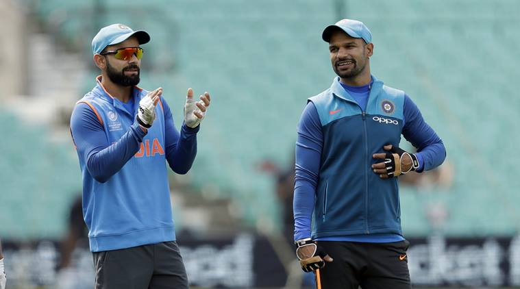 Dhawan is playing his 100th ODI in Johannesburg today. (Getty)
