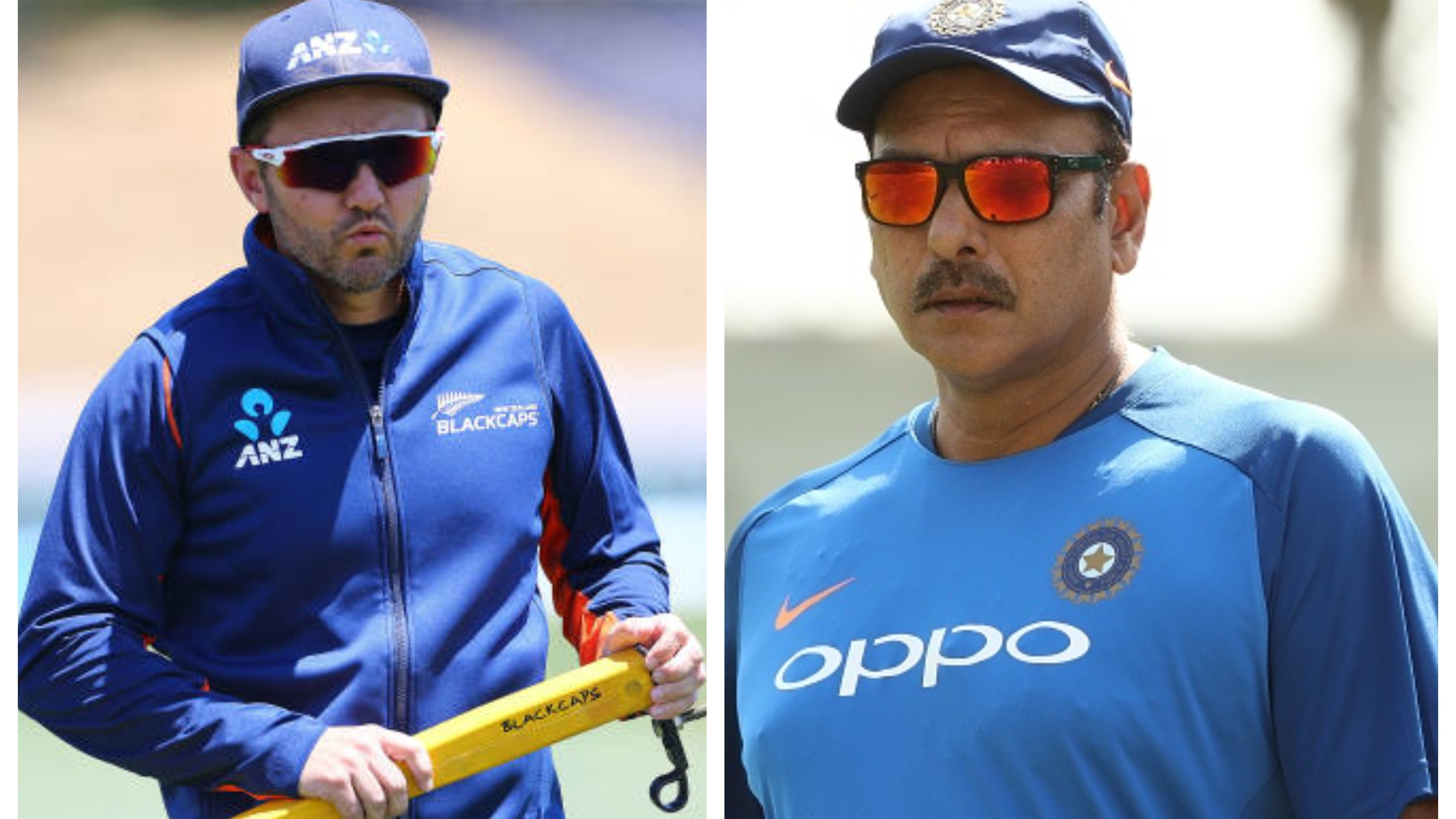 Ravi Shastri replies to Mike Hesson's congratulatory message after retaining his India head coach post