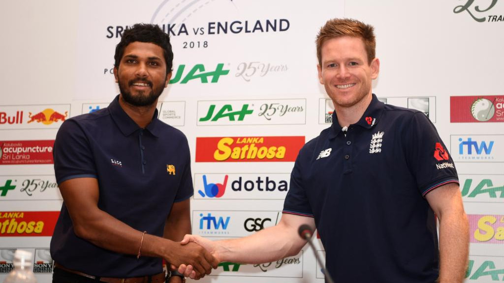 SL v ENG 2018 : First ODI - Statistical Preview
