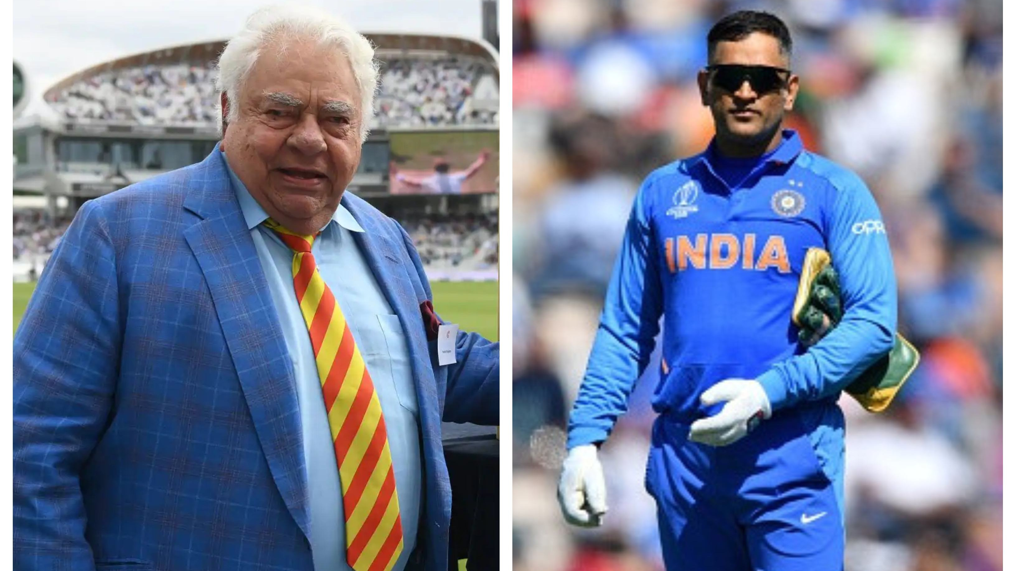 T20 World Cup 2021: Farokh Engineer delighted by BCCI's decision to appoint MS Dhoni as Team India mentor