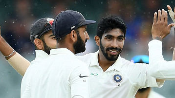 AUS v IND 2018-19: Jasprit Bumrah feels that game is slightly in favor of Team India
