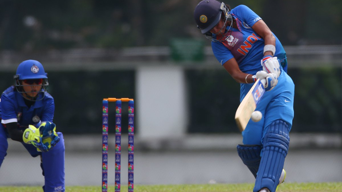 Harmanpreet Kaur stars as India Women clinches series 4-0 by winning the 5th T20I vs. Sri Lanka women