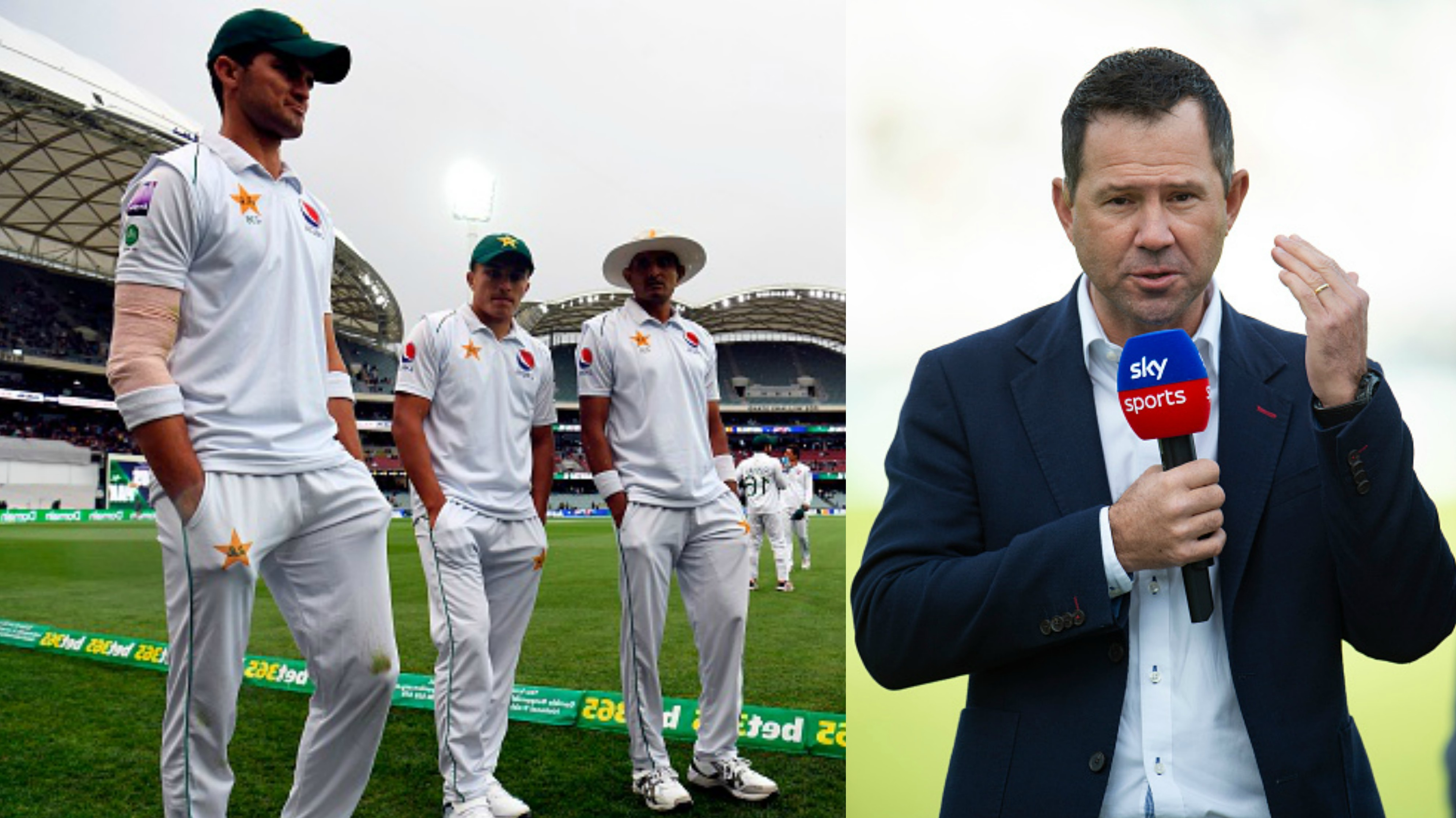 AUS v PAK 2019: Ricky Ponting slams Pakistan's terrible bowling in the ongoing Australia Test series