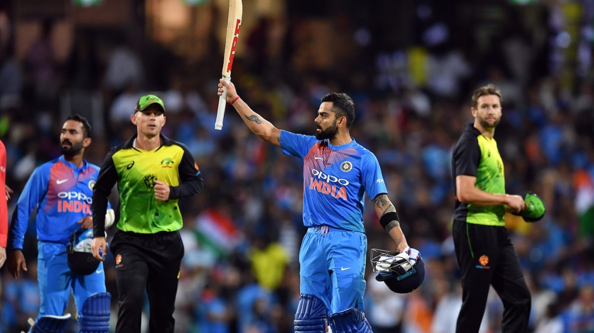 India not keen on playing T20I series in Australia, claims report