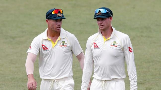 David Warner and Steve Smith (Reuters)