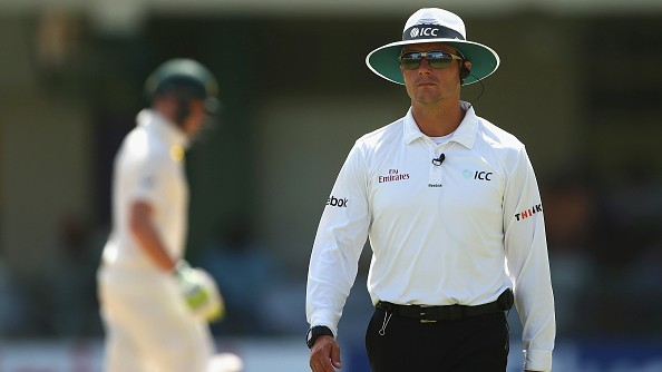 BAN v WI 2021: Richard Kettleborough among three ICC match officials to officiate Tests in Bangladesh