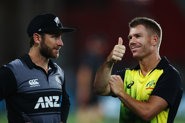 Field dimensions a worry for David Warner at Eden Park